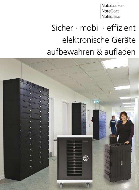Sicher ∙ mobil ∙ effizient elektronische Geräte aufbewahren ... - Relens
