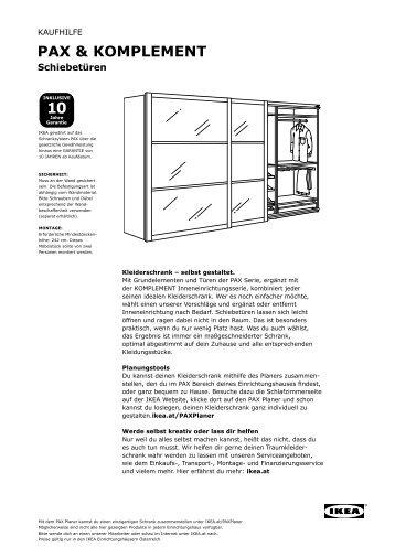 PAX & KOMPLEMENT - Ikea