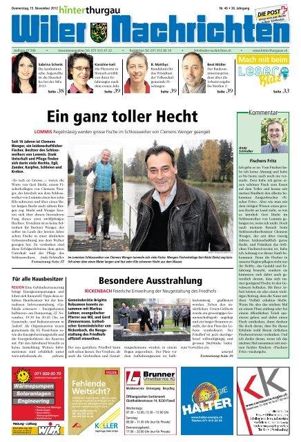 Woche-Pass | KW 08 | 23. Februar 2011 by Woche-Pass AG