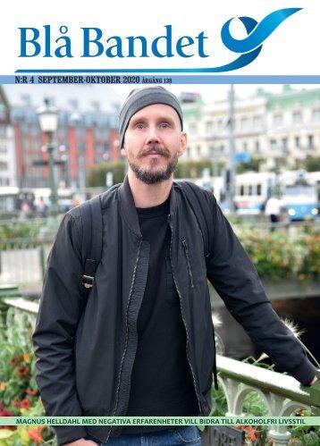 Blå Bandet nr 4: 2020 sep-okt