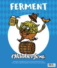 Ferment issue 57 // Oktoberfest
