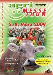 8. März 2009 - Agrimesse Thun