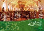 A U S F L U G S Z I E L E - Joglland-Waldheimat