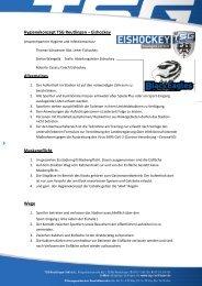 Hygienekonzept TSG Reutlingen Eishockey 30092020 Spiel- und Trainingsbetrieb
