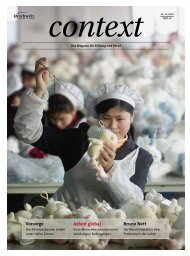 Arbeit Global (PDF, 4108 - KV Schweiz