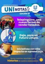 Revista Uninotas Edición 59 Unilever