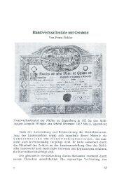 F. Pichler, Handwerksattestate mit Ortsbild - Steiermärkisches ...