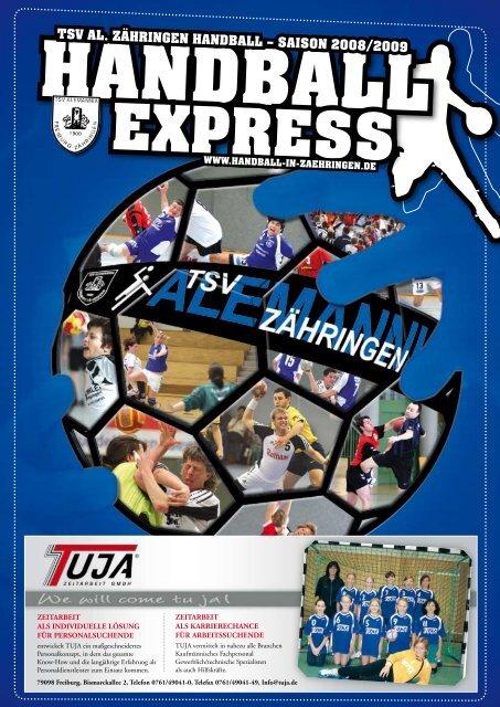 handball express - TSV Alemannia Zähringen