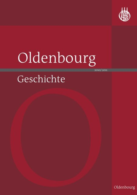 Das »andere« Deutschland - Oldenbourg Verlag