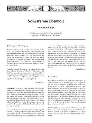 Bedeutung von Ebenholz