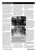 Schwarz auf W eiss - Laufgruppe All Blacks - Page 7