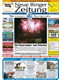 KW28 - Neue Binger Zeitung