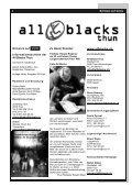 schwarz auf weiss - Laufgruppe All Blacks - Page 3
