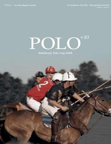in einer anderen Welt. - Polo+10 Das Polo-Magazin
