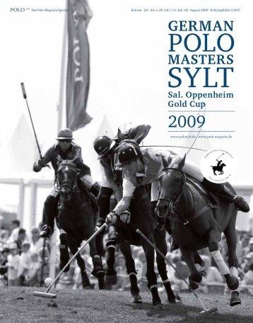 German - Polo+10 Das Polo-Magazin