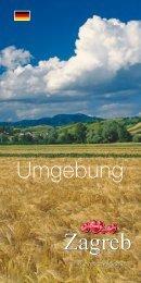 Umgebung - Zagreb tourist info