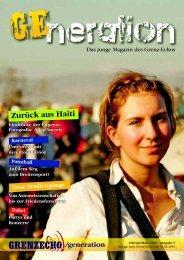 Zurück aus Haiti - GRENZECHO.net