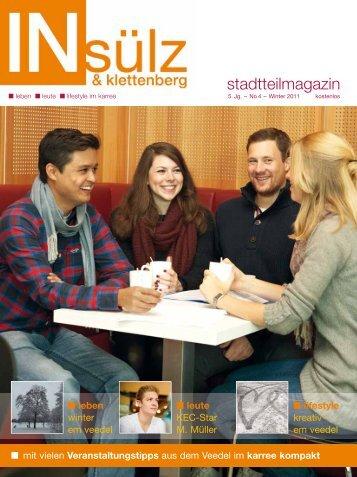 stadtteilmagazin - INsülz & klettenberg