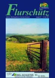 95. Ausgabe vom 21.05.2005 - Gemeinde Morsbach