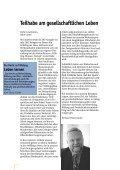 Teilhabe am gesellschaftlichen Leben - Westfalenfleiß - Seite 2