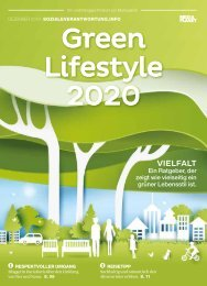 GREEN LIFESTYLE 2020