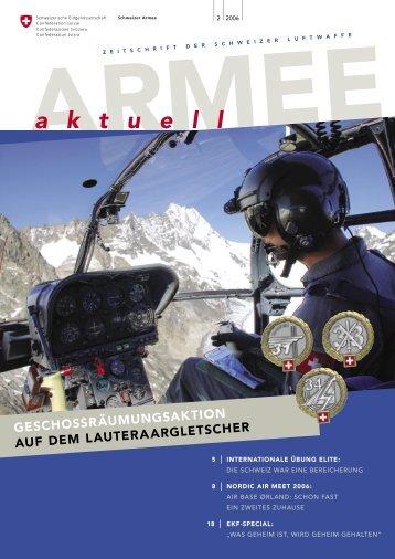 a k t u e l l - Schweizer Luftwaffe - admin.ch