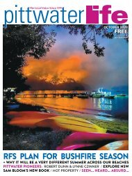 Pittwater Life October 2020 Issue