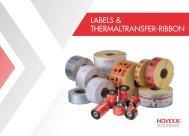 Etiquettes et Rubans Transfert Thermique