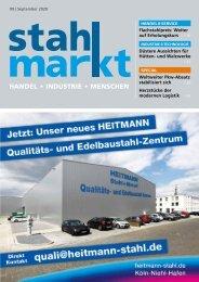 Stahlmarkt 09/2020