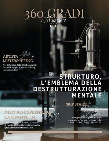 360 GRADI MAGAZINE (Versione Italiana)