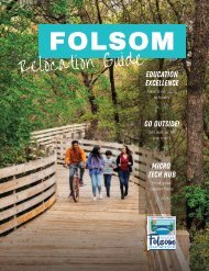 Folsom Relocation Guide 2020-2022