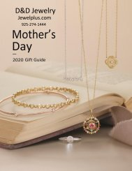 Jewelry Gift Ideas for Mom