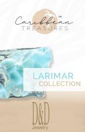 Caribbean Treasures Volcanic Larimar Stones Collection