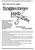 Untitled - Musikkapelle Roggenzell - Seite 5