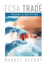 ECSA Trade Pharma & Nutrition   Market report preview 10.2020 OLD