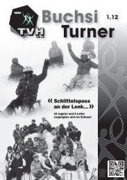 Buchsi Turner 1/2012 - TV Herzogenbuchsee