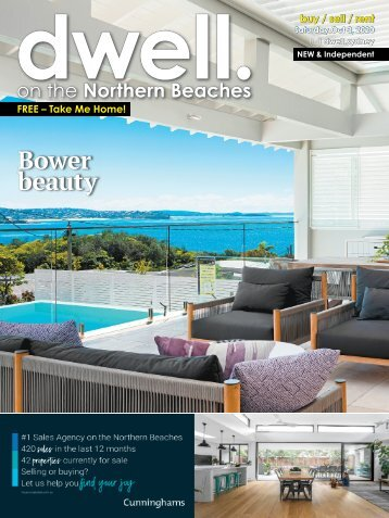 dwell. on the Northern Beaches. 300920