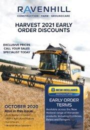 Ravenhill October Leaflet