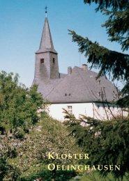 Geschichte des Klosters - Freundeskreis Oelinghausen
