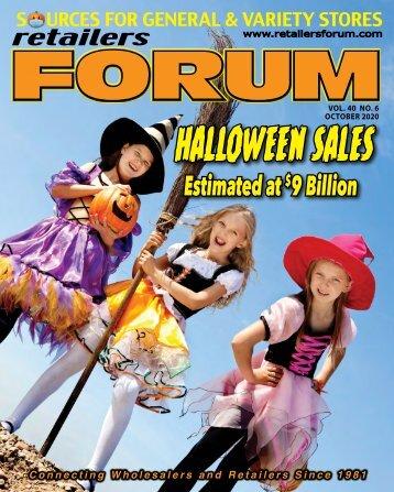 Retailers Forum Magazine Oct. 2020 EMAG