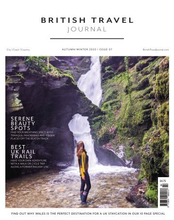 British Travel Journal | Autumn 20