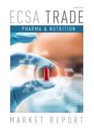 ECSA Trade Pharma and Nutrition   Market report preview 10.2020