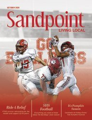 October 2020 Sandpoint Living Local