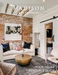 Seller Resource Guide | The Jackson Group