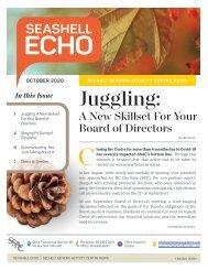 Seashell Echo | October 2020
