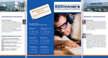 SEEminare - Seefelder GmbH