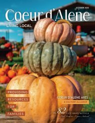 October 2020 Coeur d'Alene Living Local