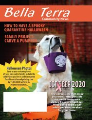 Bella Terra October 2020