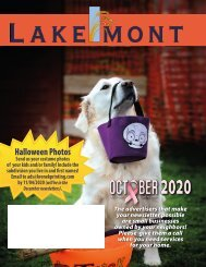 Lakemont October 2020