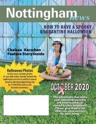 Nottingham October 2020